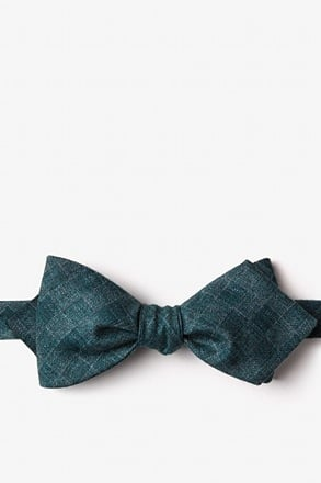 Prescott Diamond Tip Bow Tie