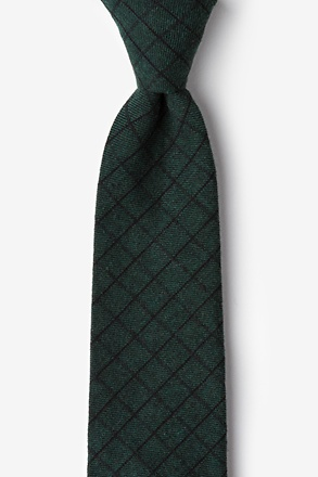 _San Luis Green Extra Long Tie_