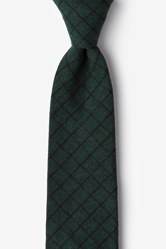 San Luis Green Tie Photo (0)