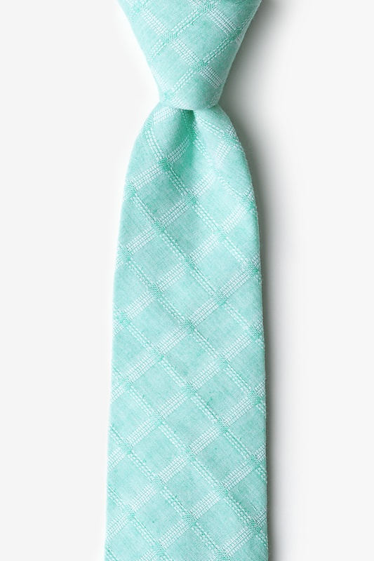 Tacoma Green Extra Long Tie Photo (0)