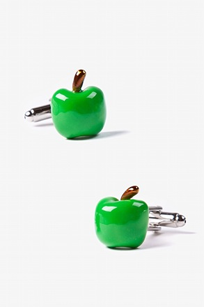 Apple Of My Eye Cufflinks