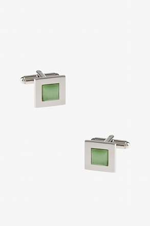 Mini Square Frame Cufflinks