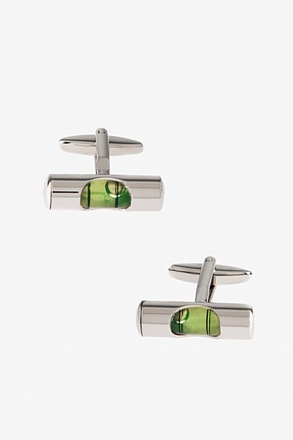 Simple Level Cufflinks