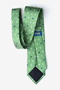 Anchors & Ships Wheels Green Tie Photo (1)