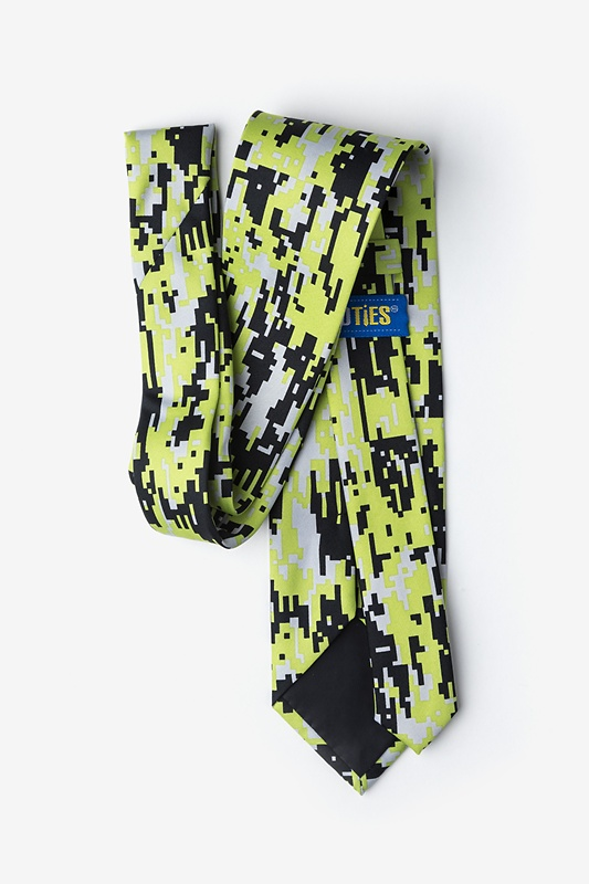 Camouflage Digital Extra Long Tie