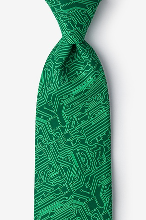 The Circuit Board Tie
