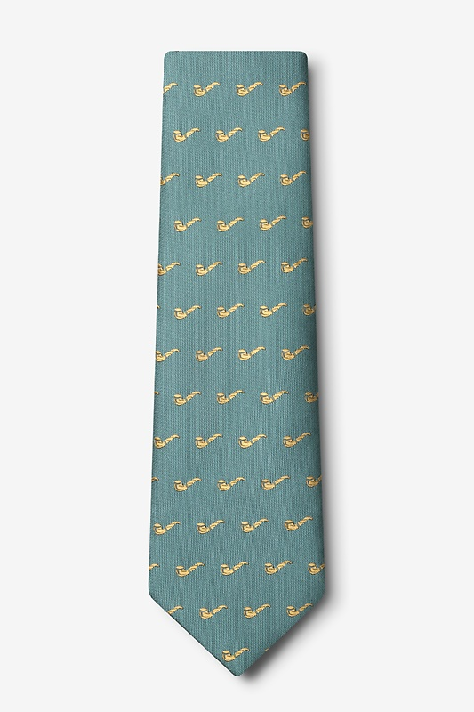 Tobacco Pipes Extra Long Tie