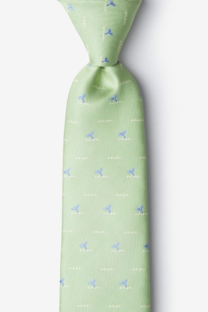 Whale Tails Tie