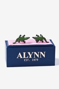Alligators Cufflink by Alynn Novelty