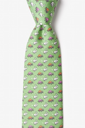 Bad Hare Day Tie