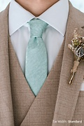 Bali Green Skinny Tie Photo (2)