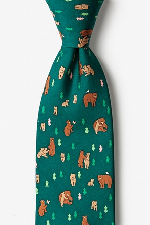 _Bear Necessities Extra Long Tie_