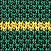 Green Silk Briton Stripe