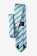 Feale Green Extra Long Tie Photo (1)