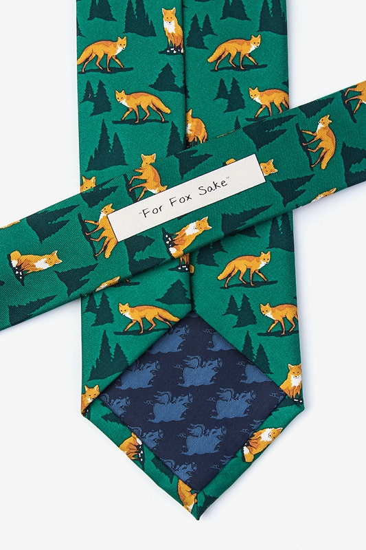 For Fox Sake Tie