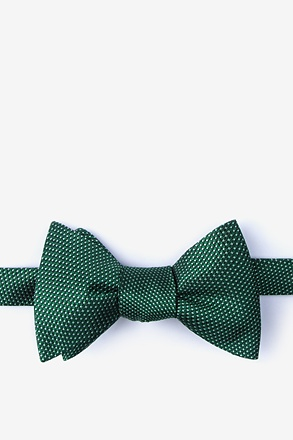 Goose Green Self-Tie Bow Tie
