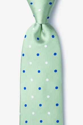 _Grizzly Green Tie_
