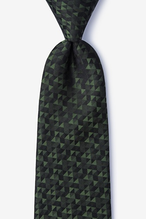 _Harrington Green Tie_