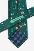 Into the Woods Green Tie Photo (2)