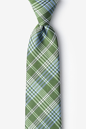 Leyte Green Tie