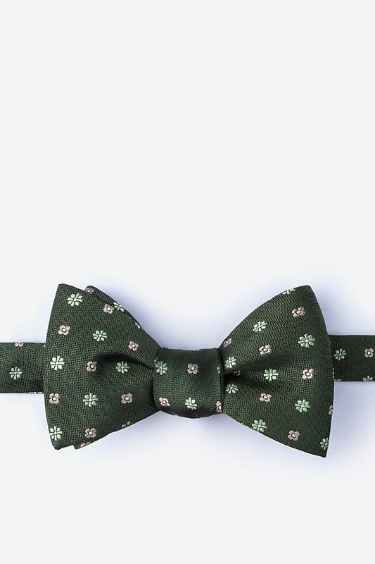 Monkey Self-Tie Bow Tie Photo (0)