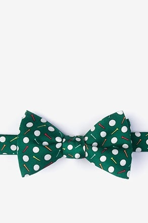 Par-Tee Time Self-Tie Bow Tie