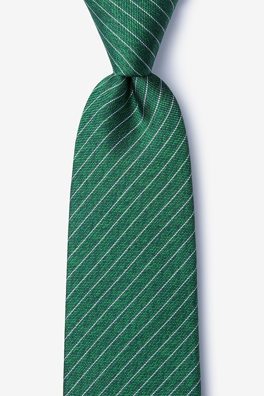 Robe Green Tie Photo (0)