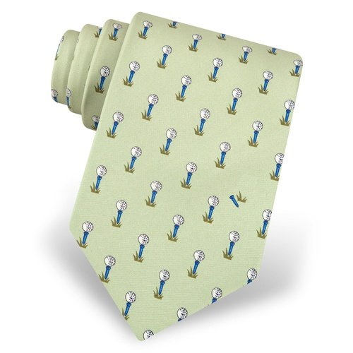 Teed Off Tie by Alynn Novelty