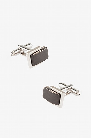 _Eliott Rectangle Cufflinks_