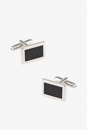 Rectangular Futuristic Cufflinks