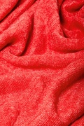 Heathered Solid Heather Red Knit Scarf by Scarves.com