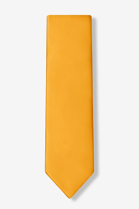 Honey Yellow Tie Photo (1)