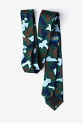 Street Camo Skinny Tie Photo (1)