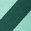 Hunter Green Silk Bandon Extra Long Tie