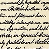 Ivory Silk Declaration of Independence