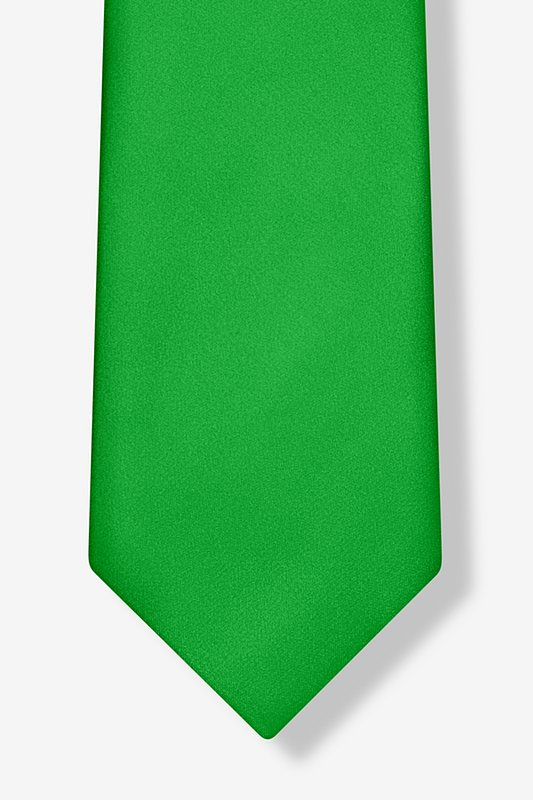 Kelly Green Tie Photo (3)