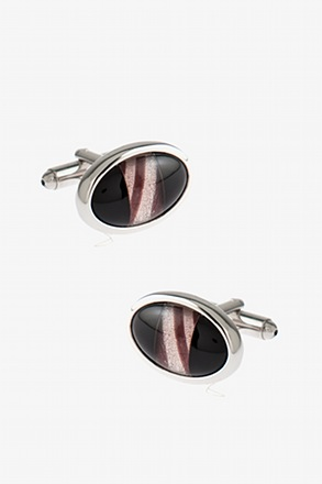 Window Stripe Cufflinks
