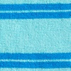 Light Blue Carded Cotton Culver Stripe