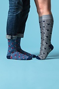 Head Over Heels Sock