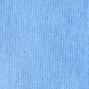 Light Blue Carded Cotton Hollywood Solid Sock