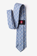 Bisbee Light Blue Extra Long Tie Photo (2)