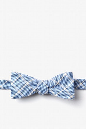 Bisbee Light Blue Skinny Bow Tie