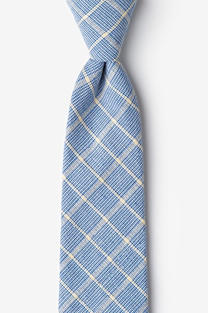 _Bisbee Light Blue Tie_