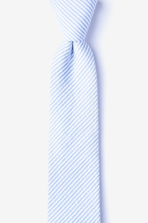Cheviot Light Blue Skinny Tie