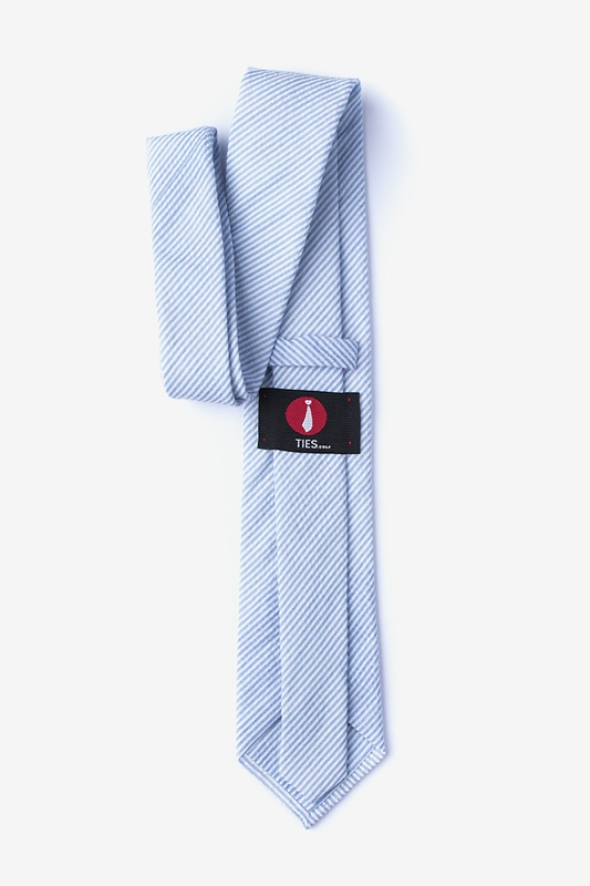 Cheviot Light Blue Tie Photo (1)