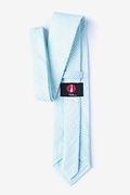 Clyde Light Blue Extra Long Tie Photo (1)