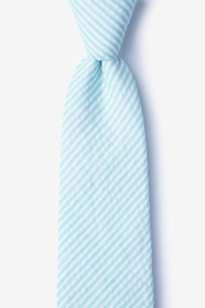 _Clyde Light Blue Tie_