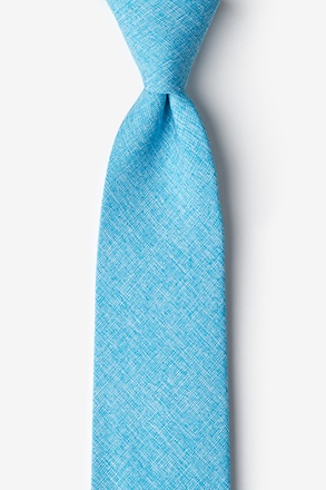 _Denver Light Blue Tie_