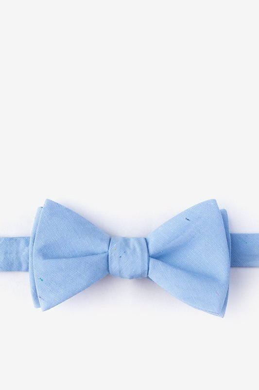 Teague Self-Tie Bow Tie Photo (0)