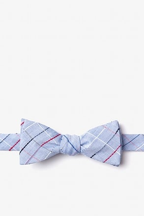 _Tom Light Blue Skinny Bow Tie_